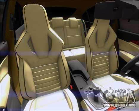 Opel Insignia OPC para el motor de GTA San Andreas