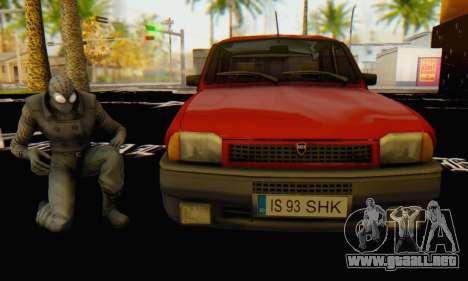 Dacia 1310 Injectie para la visión correcta GTA San Andreas