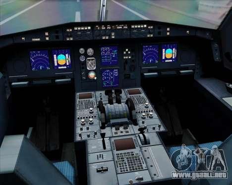 Airbus A330-300 Dragonair para GTA San Andreas interior
