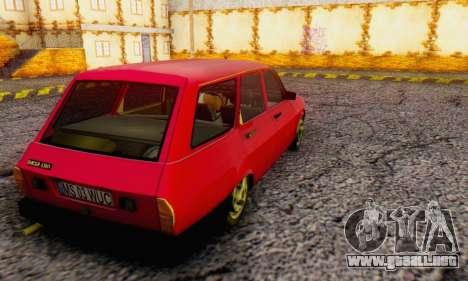 Dacia 1310 Break WUC para GTA San Andreas left