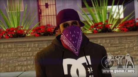 Plen Park Prims Skin 2 para GTA San Andreas tercera pantalla