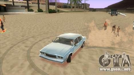 Bright ENB Series v0.1 Alpha by McSila para GTA San Andreas quinta pantalla