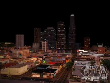 Nueva ENBSeries por MC_Dogg para GTA San Andreas quinta pantalla