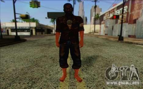 Dennis Rogers (Far Cry 3) para GTA San Andreas