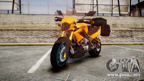 Yamaha V-ixion 150cc para GTA 4