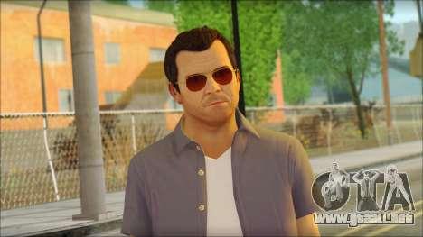 Michael De Santa para GTA San Andreas tercera pantalla
