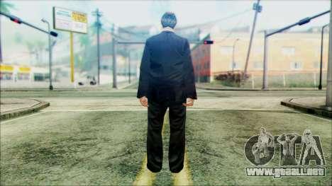 Farlie from Cutscene para GTA San Andreas segunda pantalla