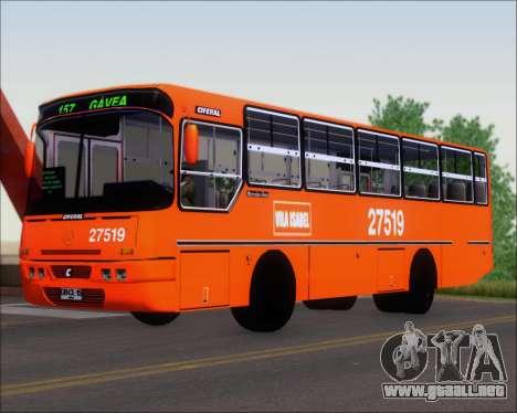 Ciferal GLS Bus Mercedes-Benz OH1420 para GTA San Andreas left