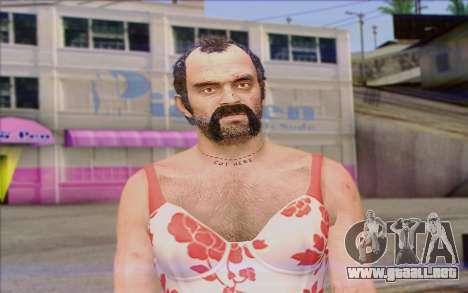 Trevor Phillips Skin v2 para GTA San Andreas tercera pantalla