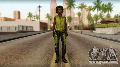 Joslin Reyes para GTA San Andreas