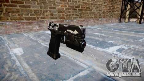Pistola Glock 20 siberia para GTA 4