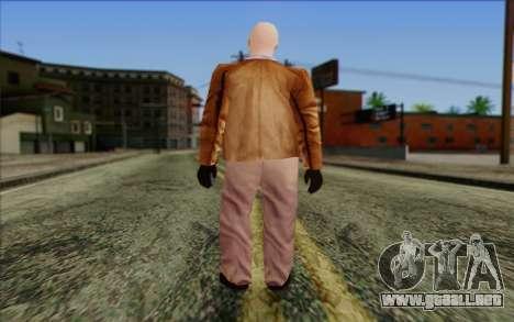 Russian Cats II Skin 6 para GTA San Andreas segunda pantalla