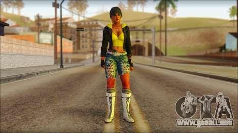 Hola Chola para GTA San Andreas
