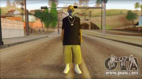 El Coronos Skin 3 para GTA San Andreas
