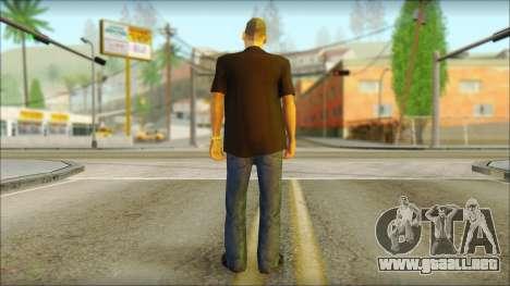 Italian Mafia Mobster para GTA San Andreas segunda pantalla