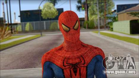 Standart Spider Man para GTA San Andreas tercera pantalla