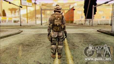 Fighter (PLA) v1 para GTA San Andreas segunda pantalla