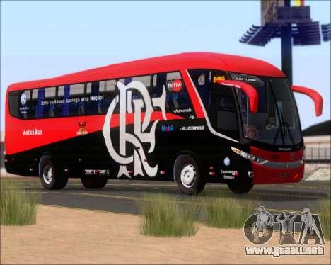 Marcopolo Paradiso 1200 G7 4X2 C.R.F Flamengo para vista inferior GTA San Andreas