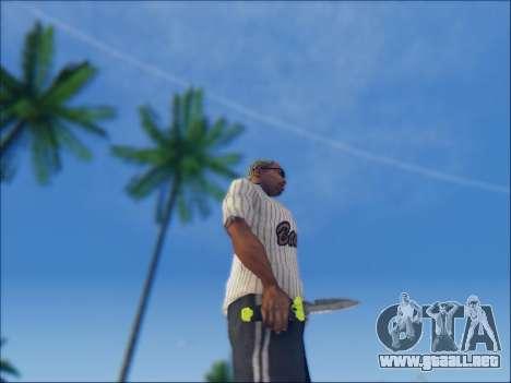 Dive para GTA San Andreas segunda pantalla
