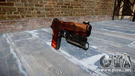Pistola De Kimber 1911 Bacon para GTA 4