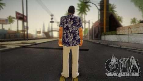 Vice City Style Ped para GTA San Andreas segunda pantalla