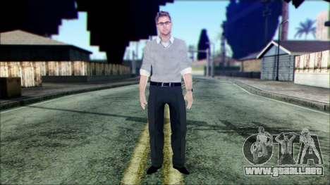 Shaun from Assassins Creed para GTA San Andreas