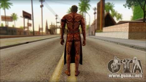 Outlast Surgeon para GTA San Andreas segunda pantalla