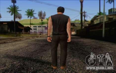 Trevor Phillips Skin v4 para GTA San Andreas segunda pantalla