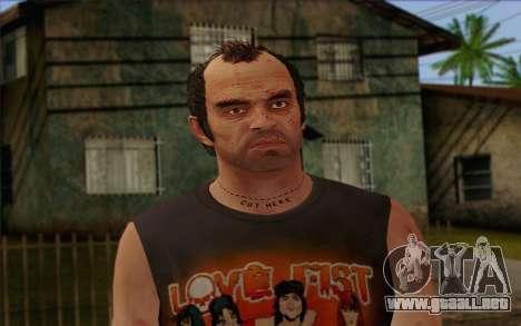Trevor Phillips Skin v4 para GTA San Andreas tercera pantalla