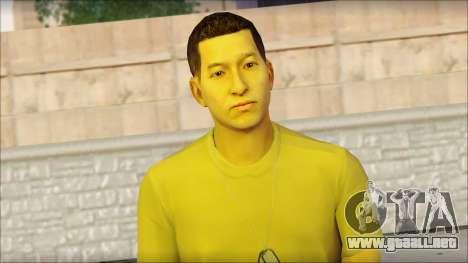 GTA 5 Soldier v1 para GTA San Andreas tercera pantalla