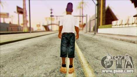 Enano para GTA San Andreas segunda pantalla