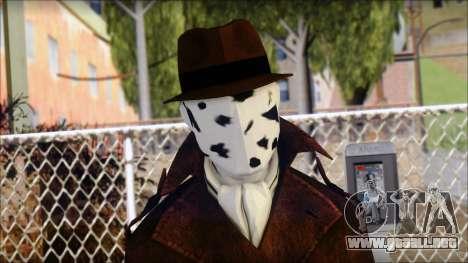 Staff Soldier para GTA San Andreas tercera pantalla