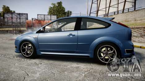 Ford Focus ST 2005 Rieger Edition para GTA 4 left