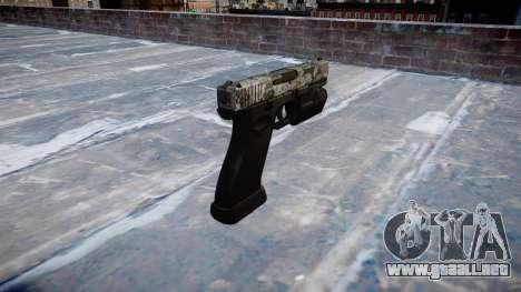 Pistola Glock 20 ghotex para GTA 4 segundos de pantalla