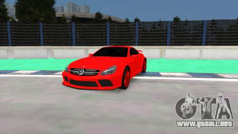 Mercedes Benz SL65 AMG Black Series para GTA 4