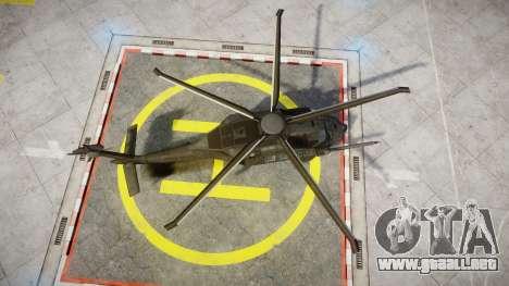 Sikorsky MH-X Silent Hawk [EPM] v2.0 para GTA 4 visión correcta