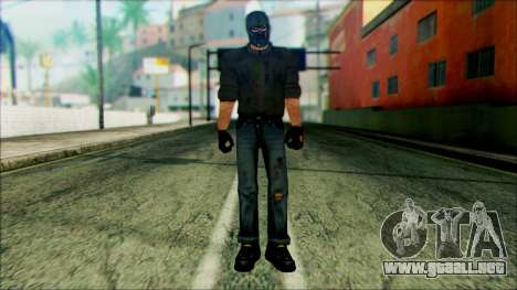 Manhunt Ped 18 para GTA San Andreas