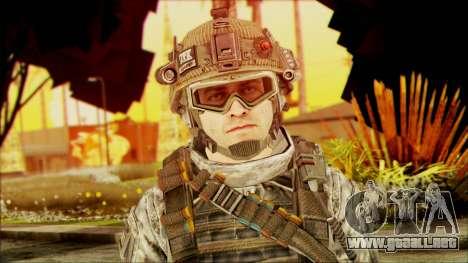 Ranger (CoD: MW2) v4 para GTA San Andreas tercera pantalla