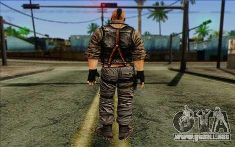 Los soldados de la Rogue Warrior 2 para GTA San Andreas segunda pantalla