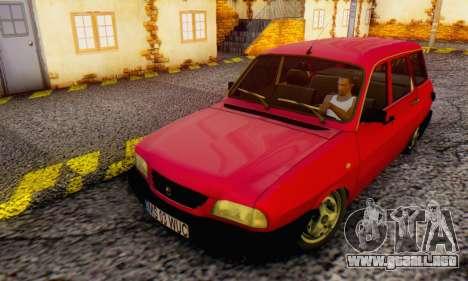 Dacia 1310 Break WUC para GTA San Andreas