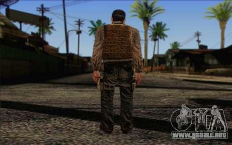Frost from ArmA II: PMC para GTA San Andreas segunda pantalla