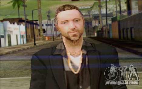 Russian Cats II Skin 1 para GTA San Andreas tercera pantalla