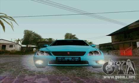 Toyota Altezza para visión interna GTA San Andreas