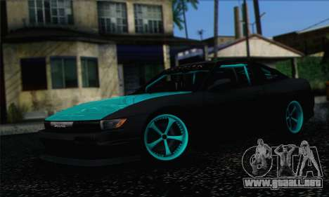 Nissan 240SX Drift Monster Energy para GTA San Andreas