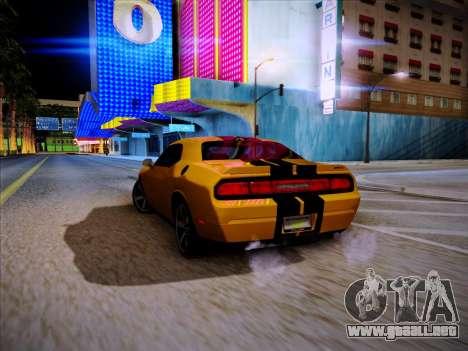 Nueva ENBSeries por MC_Dogg para GTA San Andreas décimo de pantalla
