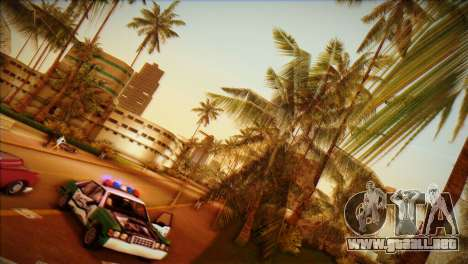 Vice ENB para GTA Vice City tercera pantalla