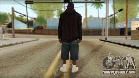 Plen Park Prims Skin 2 para GTA San Andreas segunda pantalla
