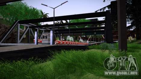 La Aduana Por Makar_SmW86 para GTA San Andreas quinta pantalla