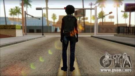 Joslin Reyes para GTA San Andreas segunda pantalla