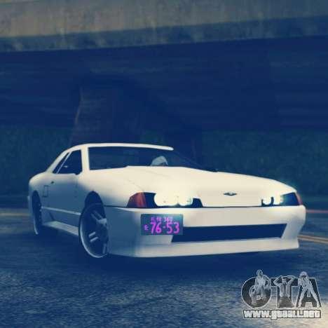 Elegy by Scop & Milky para GTA San Andreas